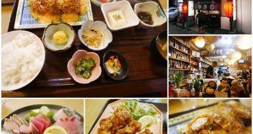 沖繩名護美食 ゆきの食堂 夠份量又平價 唐揚雞定食/生魚片~享用道地琉球料理