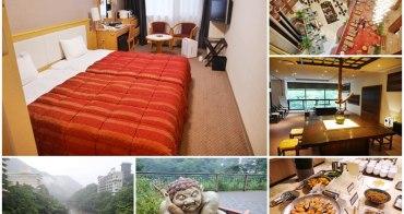 日光住宿 鬼怒川溫泉飯店 Asaya Hotel~無敵空中庭園溫泉,飽覽山水風光