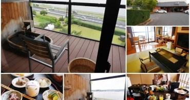 松江住宿 宍道湖溫泉飯店 なにわ一水~無敵湖景私人露天風呂,超精緻日式早餐