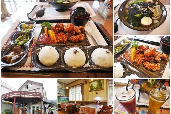 台東成功美食 維多利亞花園茶坊 拉麵/簡餐~成功聚餐好選擇,餐點用心氣氛悠閒