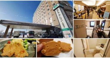 秋田大館住宿 大館市驛南旅館酒店~近車站有大浴場免費早餐,還可享用特色桃豚定食