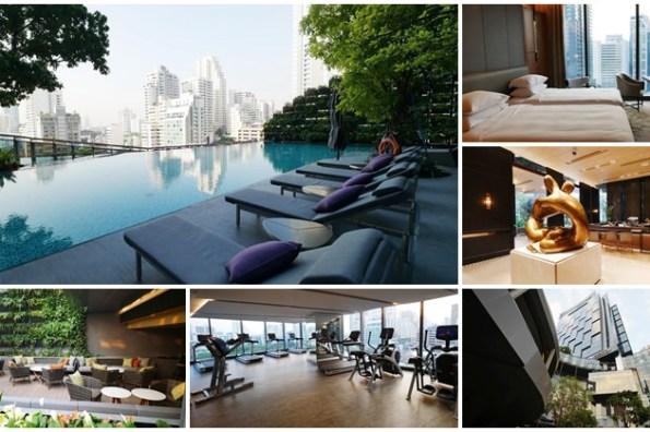 曼谷泳池飯店 Hyatt Regency Bangkok Sukhumvit 最新凱悅酒店~BTS Nana站,無邊際泳池好享受