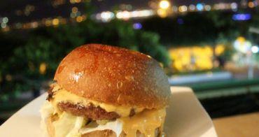 [台北]俯瞰淡水美景+美食-老街上的隱藏版漢堡 Kia Ora Kai