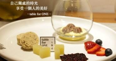 [台北]小巨蛋附近 一個人吃飯的美好 放下手機與自己對話 (無雷可以安心觀看)table for ONE一人餐桌