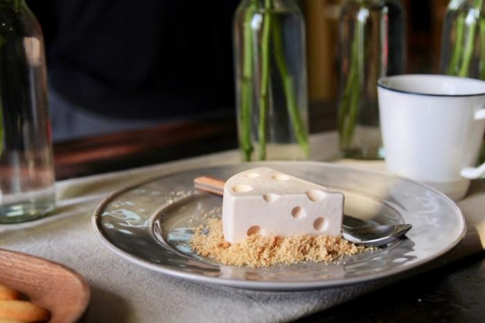 金門甜點推薦 白貓甜點工作室/民宿 咖啡、蛋糕好吃 寵物友善feat.會跳舞的白柴 貓奴狗奴請進