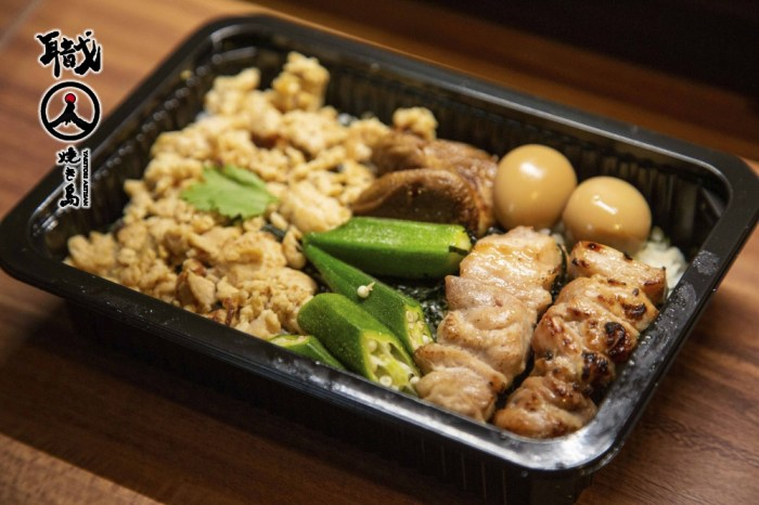 台南永康外帶推薦-職人燒き鳥Yakitori 防疫在家吃什麼 雞湯火鍋療癒必備、燒烤雞肉串在家享用
