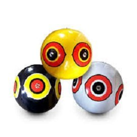 PChome Online 商店街 - ※香港商莊臣※ 您的綠色百貨生活館 - (3入1組)BD0010驚嚇眼氣球(Scare-Eye Balloons)有效驅走不 ...