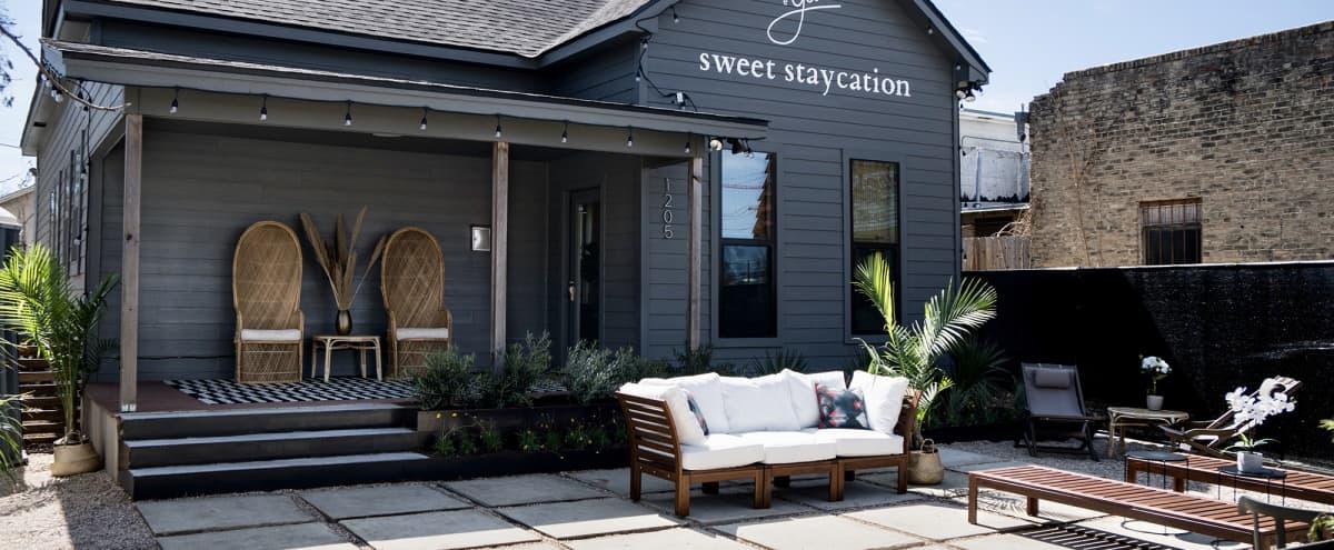 bungalow with indoor outdoor space