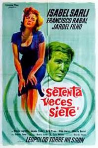 Cartel de la película Setenta veces siete