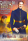 Cartel de la película Camino de Santa Fe