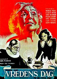Cartel de la película Dies Irae
