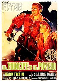 Cartel de la película El príncipe y el mendigo