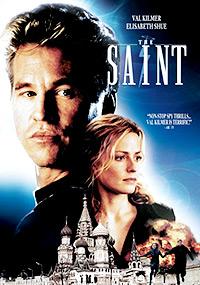 Cartel de la película El Santo
