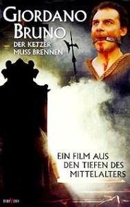 Cartel de la película Giordano Bruno