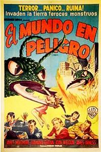 Cartel de la película La humanidad en peligro