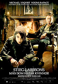 Cartel de la película Millennium I: Los hombres que no amaban a las mujeres
