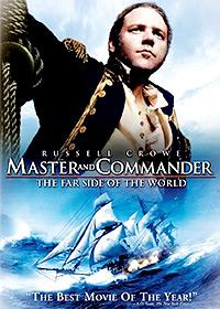 Cartel de la pelicula Master and Commander