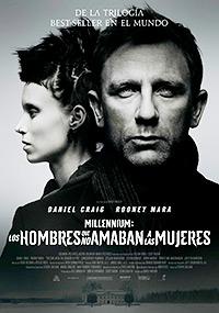 Cartel de la película Millennium: Los hombres que no amaban a las mujeres