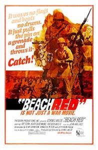 Cartel de la pelicula Playa Roja