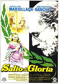 Cartel de la película Salto a la gloria