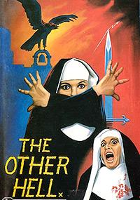 Cartel de la película Terror en el convento