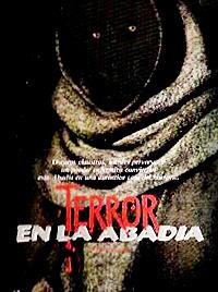 Cartel de la película Terror en la abadía