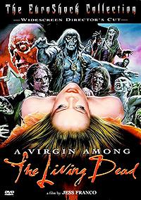 Cartel de la película Virgen entre los muertos vivientes