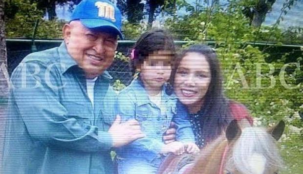 Resultado de imagen para hugo chavez Nidia Fajardo Briceño
