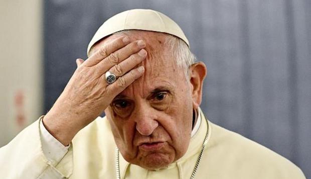 Resultado de imagen para Fotos -caricaturas de El Papa Francisco