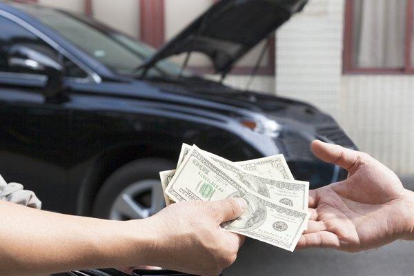 Услуги автовыкупа