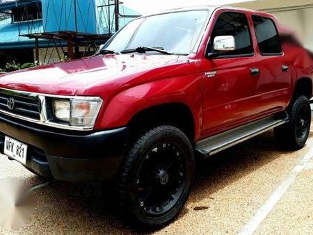 1998 Toyota Hilux 4x4 For Sale Or Swap 211747