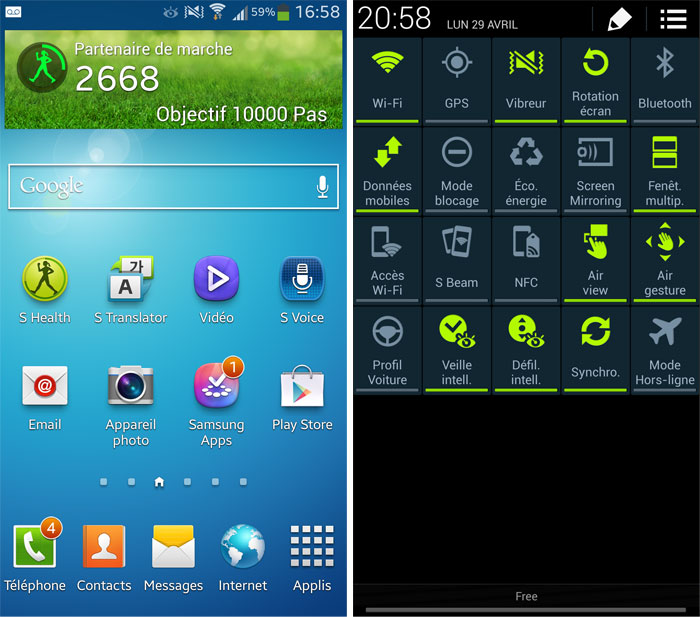 Touchwizz Samsung
