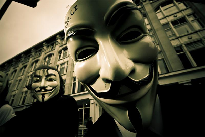 anonymous attaque sites djihadistes