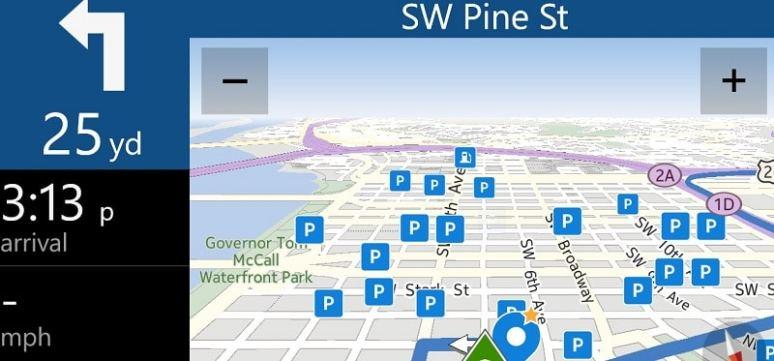 Nokia Here Maps GPS hors-connexion alternatives