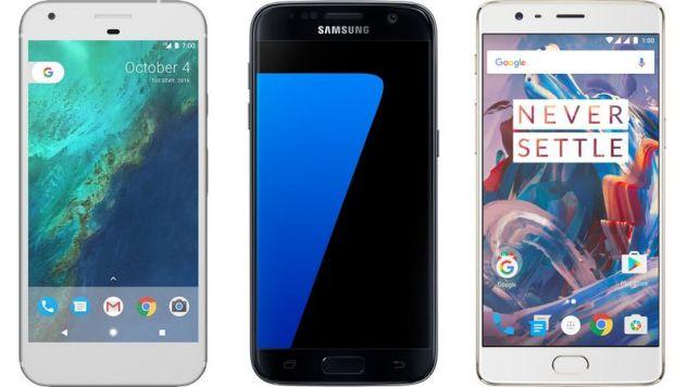 smartphones 2017
