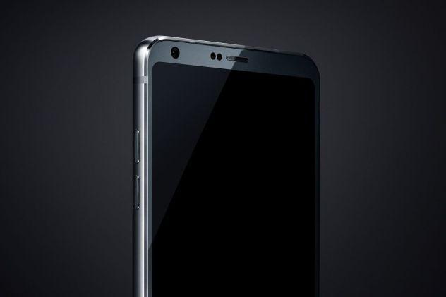 LG G6 rendu
