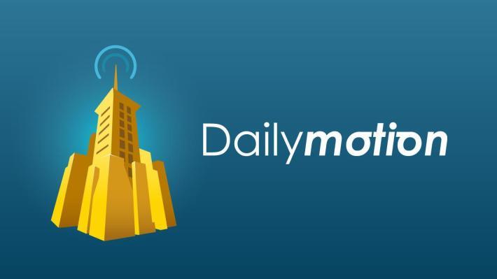 plateforme video alternative youtube : Dailymotion