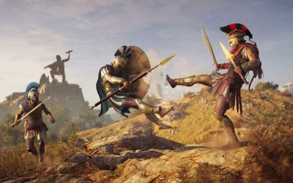 E3 2018 Ubisoft : Assassin's Creed Odyssey, Beyond Good ...