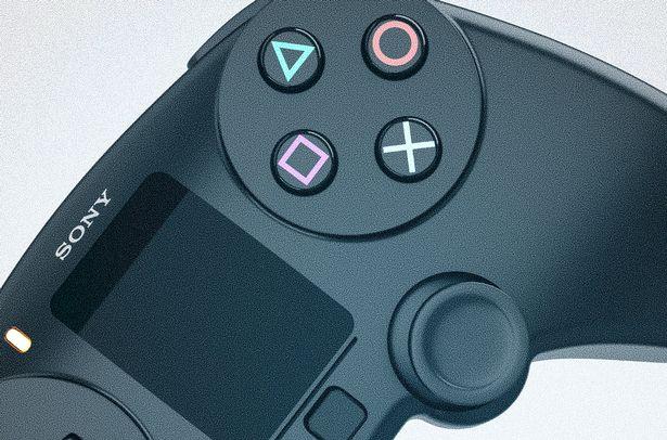 PS5 Manette Avec Capteur Dempreintes Design Voici Quoi Elle Pourrait Ressembler
