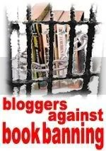 Link to Manuscripts Don't Burn - the Bloggers Against Banned Books site