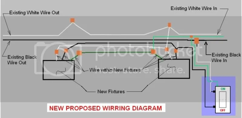 wiring recessed lights in parallel diagram wire center