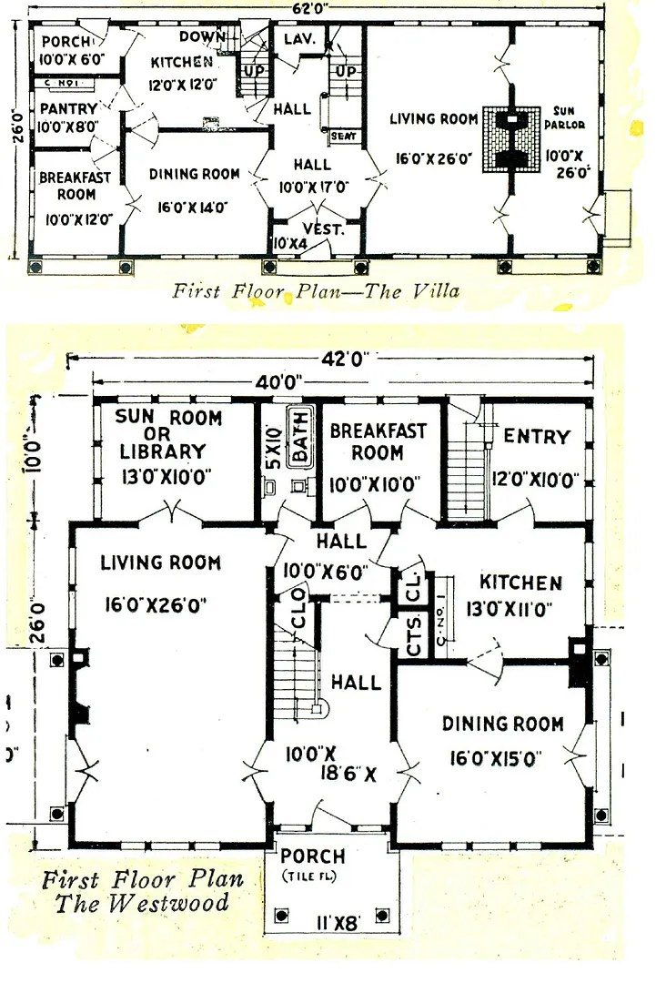 Levittown Pa Floor Plans