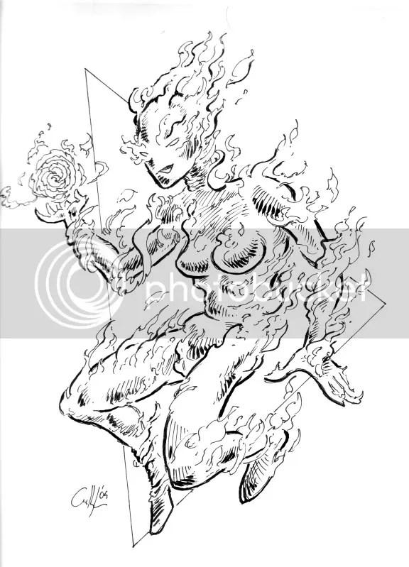 flamess