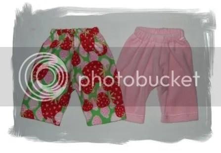 newborn pants