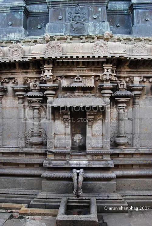 At the Varadaraja (Vaikuntha) Perumal Kanchipuram by Arun Shanbhag