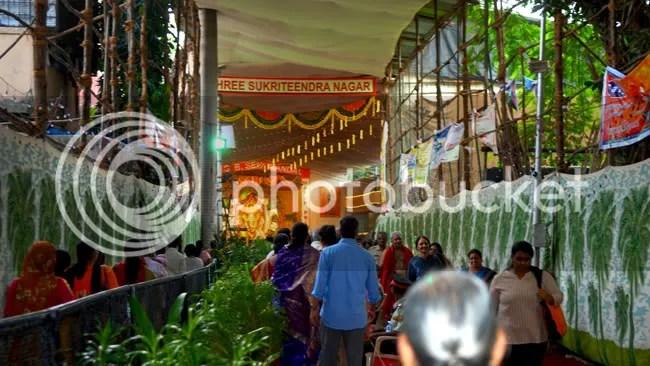Ganesh Chaturthi, Ganapati puja, GSB Seva Mandal, King Circle by Arun Shanbhag