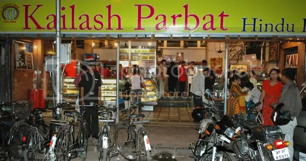 Best place for chaat in Mumbai Colaba Pics by Arun Shanbhag