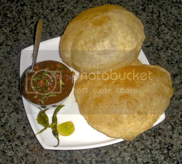 Chole Bhatura Kailash Parbat Colaba
