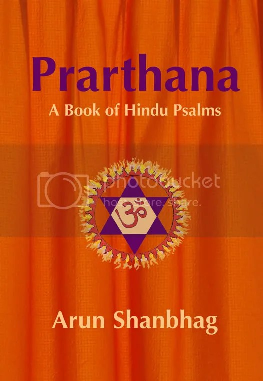 Prarthana: A Book of Hindu Psalms by Arun Shanbhag