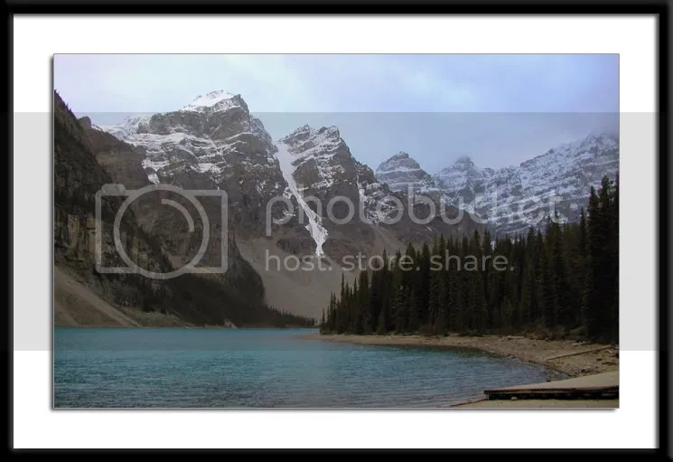 Picture of Moraine Lake, Alberta, Canada by Arun Shanbhag